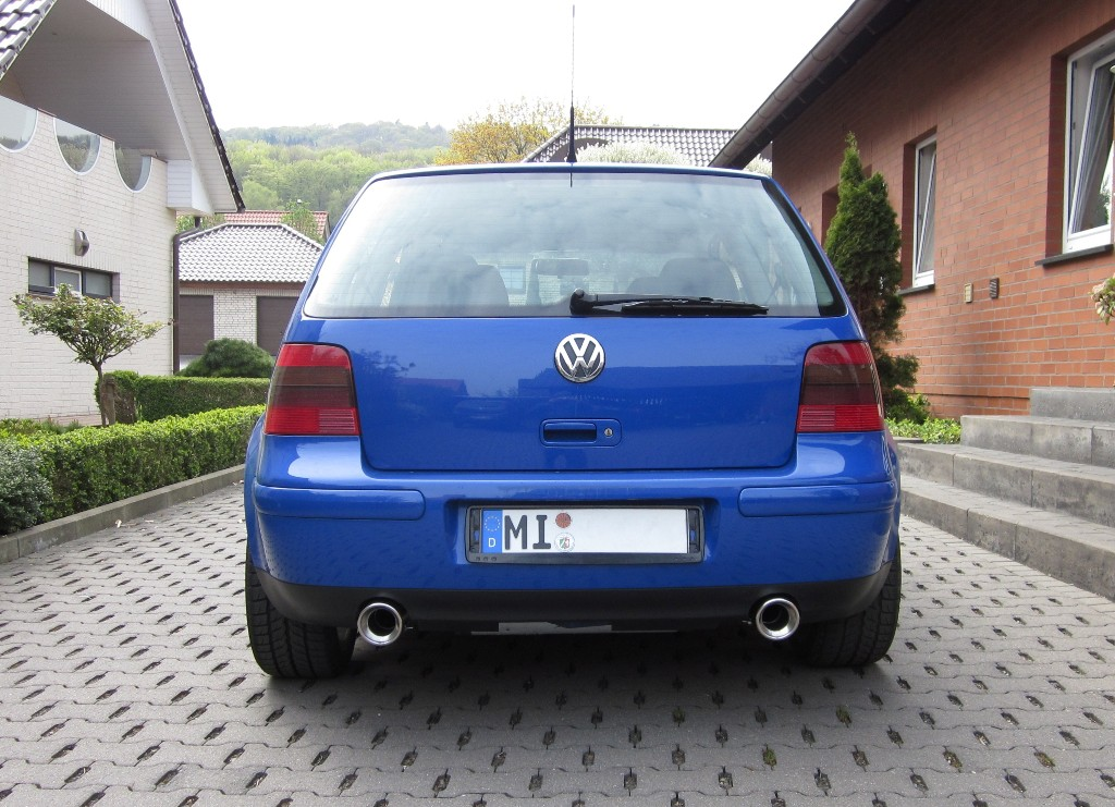 I Think Will Order The Turbo Soon Because Got Remaining Shell Of My Old Van Sold Put It On Ebay Not Expecting To Earn A Single Euro With: Vw Golf 4 Exhaust At Woreks.co